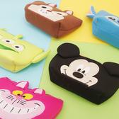 迪士尼史迪奇化妝包 旅行收納袋 萬用包 零錢包 筆袋 推薦《SV7870》HappyLife