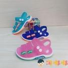 兒童涼鞋夏季寶寶果凍軟膠防水男女童防滑軟底沙灘鞋水晶鞋【淘嘟嘟】