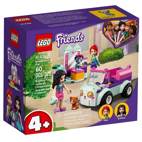 LEGO樂高 Friends系列 貓咪美容車_LG41439