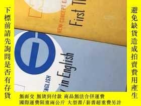 二手書博民逛書店New罕見Concept English (1):First T