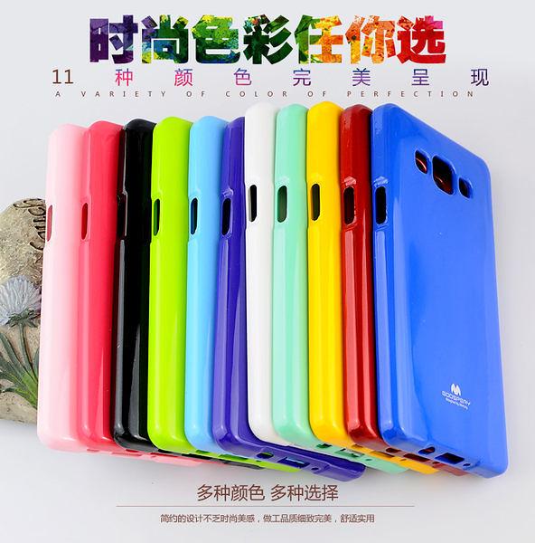 King*Shop~韓國 GOOSPERY三星A500手機套GALAXY A5閃粉殼TPU軟矽膠套手機保護套