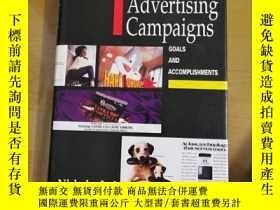 二手書博民逛書店Great罕見advertising campaigns goals and accomplishmentsY