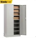 儲物櫃辦公儲物帶鎖文件櫃 鐵皮櫃會計收納...