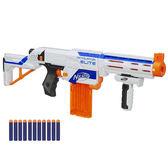 NERF兒童射擊玩具 孩之寶Hasbro 菁英系列 復仇者四合一衝鋒槍 A0713