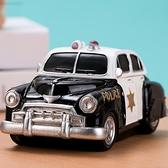 創意乳牙紀念盒男孩牙齒保存盒子個性小汽車擺件寶寶換牙收藏盒 格蘭小鋪