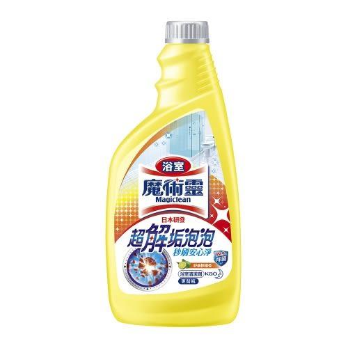 魔術靈 浴室清潔劑 更替瓶 檸檬香 500ml │飲食生活家