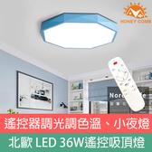 HONEYCOMB LED 新款八角36W遙控調光吸頂燈 TA9989