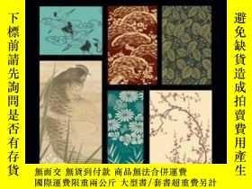 二手書博民逛書店A罕見Grammar Of Japanese Ornament And Design (dover Pictori