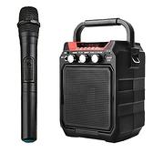 大聲公巧巧型無線式多功能行動音箱/喇叭 (手持麥克風組)