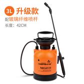 噴壺澆花園藝氣壓式噴霧器大容量噴霧瓶高壓打藥桶噴水壺澆水壺 萬客城