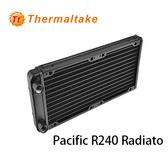 Thermaltake 曜越 PACIFIC R240 水冷排 (薄型)