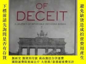 二手書博民逛書店英文原版罕見An Agent of Deceit by Chri