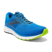 Brooks  男慢跑鞋  GLYCERIN 16 (藍) 避震緩衝款跑鞋 1102891D437【 胖媛的店 】