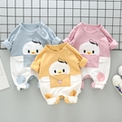 兒童哈衣春秋季可愛嬰兒衣服連體衣【聚可愛】