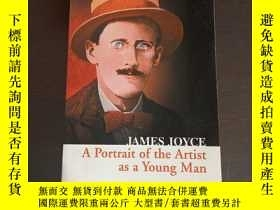二手書博民逛書店A罕見Portrait of the Artist as a Y
