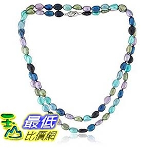 [美國直購] Honora Peacock Freshwater Cultured Pearl Necklace, 36 項鍊