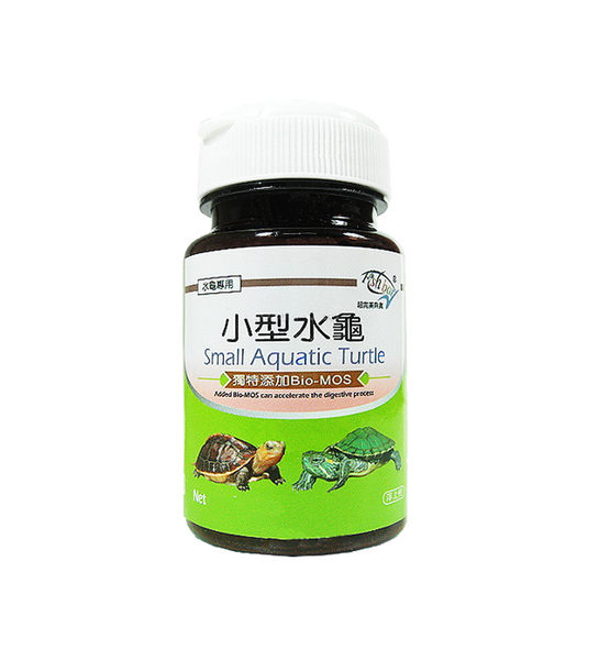 [ 河北水族 ] Bio 百歐 【 小型水龜 Bio-MOS 飼料 100g 】水龜飼料