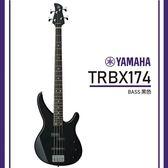 【非凡樂器】YAMAHA TRBX174/電貝斯套組/公司貨保固/黑色