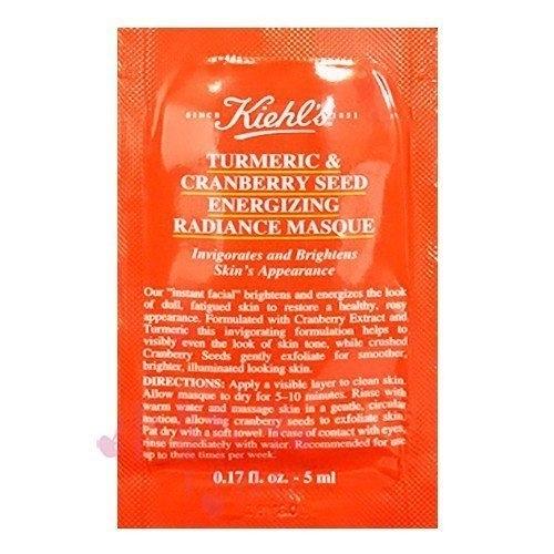 KIEHLS契爾氏 莓果薑黃精萃亮面膜5ml 試用包 體驗包《小婷子》