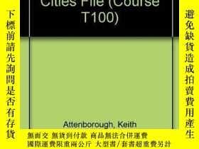 二手書博民逛書店Man-made罕見World: Cities File Uni
