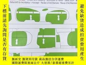 二手書博民逛書店德語原版Detail建築細部雜誌,2004年3月,主題:罕見商業
