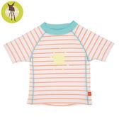 德國Lassig-嬰幼兒抗UV短袖泳裝上衣-小太陽