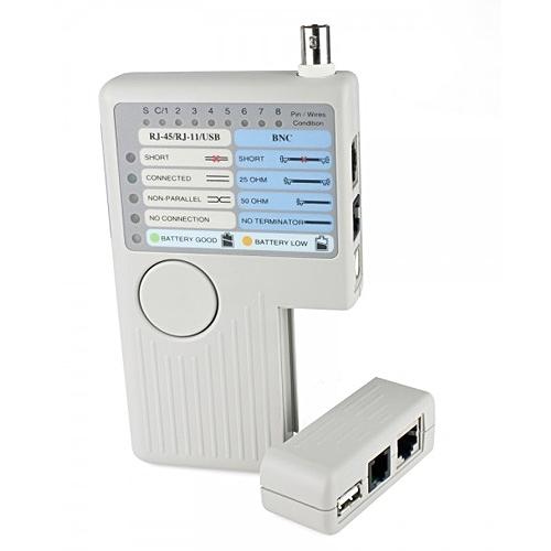 ProBest 柏旭佳 網路 電話 USB 多工測試器 NET-TES-140