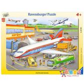 德國睿思帶框拼圖幼兒園寶寶兒童益智玩具3-6歲男女智力早教開發