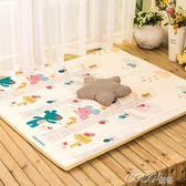 兒童爬行墊 加厚2cm環保嬰兒童爬爬墊客廳家用無味泡沫游戲地墊 coco衣巷