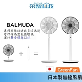 BALMUDA 百慕達 GreenFan EGF-1700 果嶺風扇 綠化 循環扇 日本設計 百慕達 公司貨