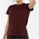 Carphanie卡芬妮 透氣孔機能女生短袖運動上衣-3色
