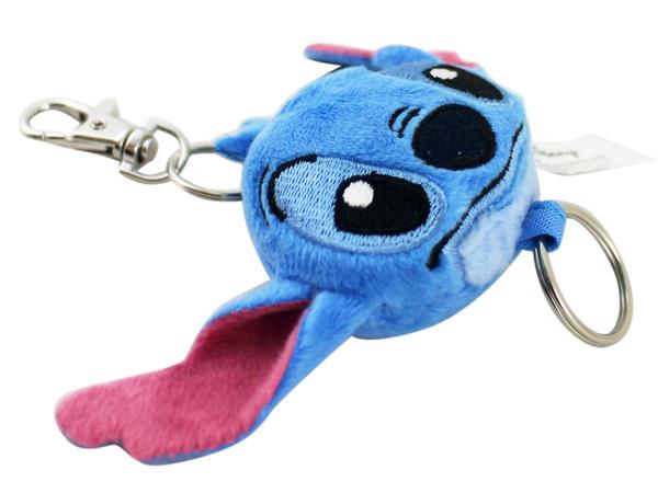 【卡漫城】 史迪奇 絨毛 易拉扣 ㊣版 伸縮證件帶 鑰匙圈 證件套 星際寶貝 Stitch 吊掛飾 扣環 吊飾