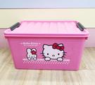 【震撼精品百貨】Hello Kitty 凱蒂貓~凱蒂貓 HELLO KITTY置物箱(40L)-粉色