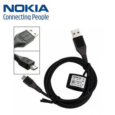 【YUI】NOKIA CA101 CA-101 (Micro USB) 原廠傳輸線 2700C 2730C 3120 3600S E52 原廠傳輸線/數據線/充電線