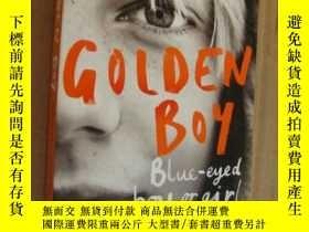 二手書博民逛書店Golden罕見Boy:Blue-eyed boy or gir