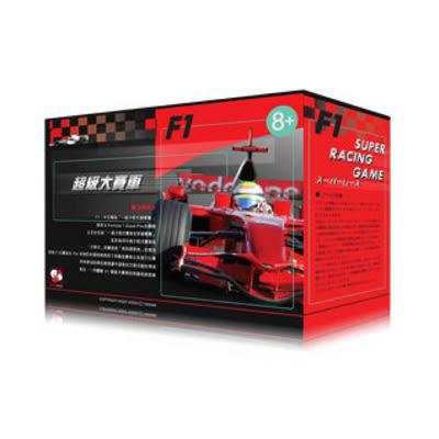 『高雄龐奇桌遊』 F1 超級大賽車 F1 Super Racing Game 繁體中文版 ★正版桌上遊戲專賣店★