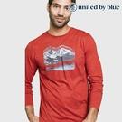 United by Blue 男休閒圓領長袖上衣 101-103 High Altitude / 城市綠洲 (有機棉、環保、長袖T、美國品牌)