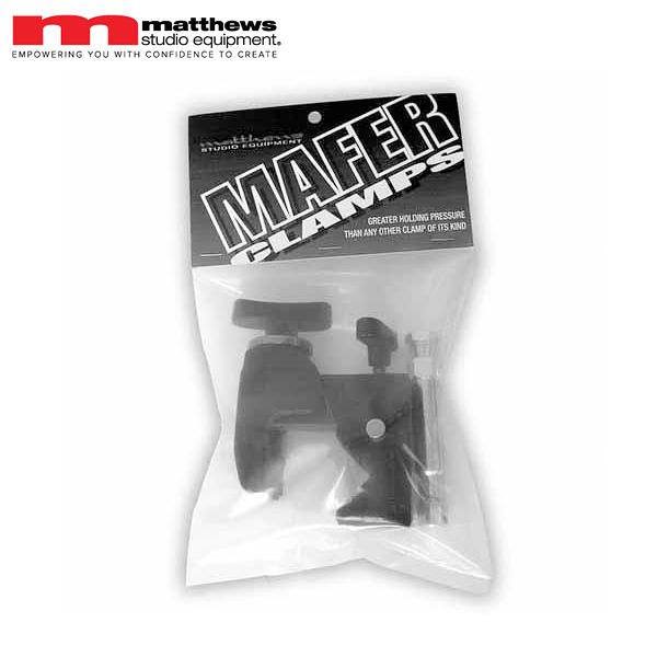 """EGE 一番購】Matthews【Super Mafer w/Pin】C型夾含 5/8"""" PIN 黑色款【公司貨】"""
