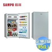 聲寶 SAMPO 95公升單門冰箱 SR-A10