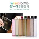 ◆新一代 Memo Bottle A6 ...