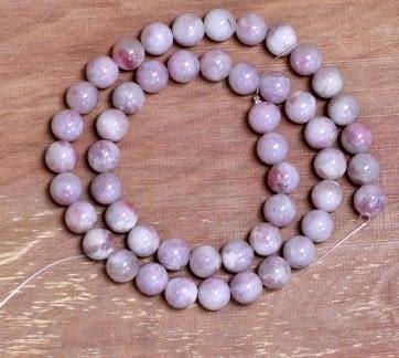 [協貿國際]天然梅花碧璽散珠14MM29顆圓珠批發價