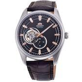 【時間光廊】ORIENT 東方錶 藍寶石水晶鏡面 自動上練 機械錶 全新原廠公司貨 RA-AR0005Y