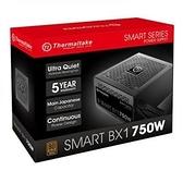 【綠蔭-免運】曜越 Smart BX1 750W 銅牌 電源供應器