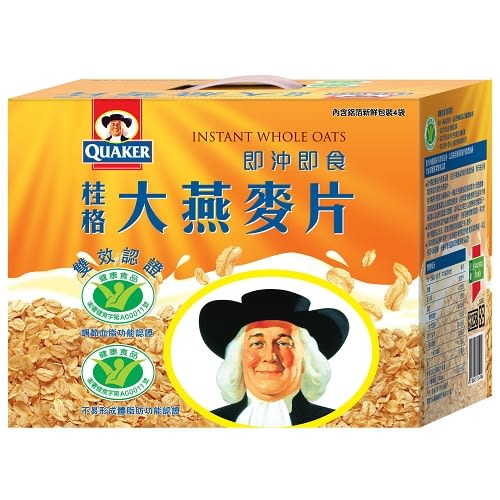 桂格大燕麥片2600g