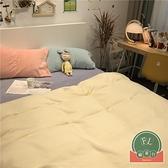 【1.5m】床上四件套珊瑚絨雙面絨保暖純色韓式1.8m被套床單【福喜行】