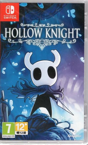 【玩樂小熊】現貨中 Switch遊戲 NS 窟窿騎士 Hollow Knight 簡中英日文版