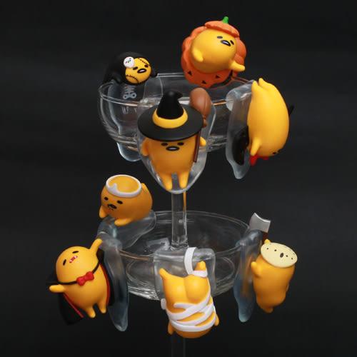 蛋黃哥搞怪SHOW杯緣子/組【愛買】