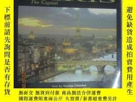 二手書博民逛書店PARIS罕見The Capital(Text by Nicol