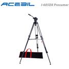 【EC數位】Acebil I-605DX Prosumer 錄影三腳架套組 含油壓雲台 附腳架袋 專業選用 載重4kg