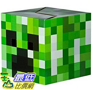 [美國直購] JINX 20064071 當個創世神 面具 Minecraft Creeper Head